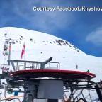 Multiple injuries after Georgia ski lift malfunctions