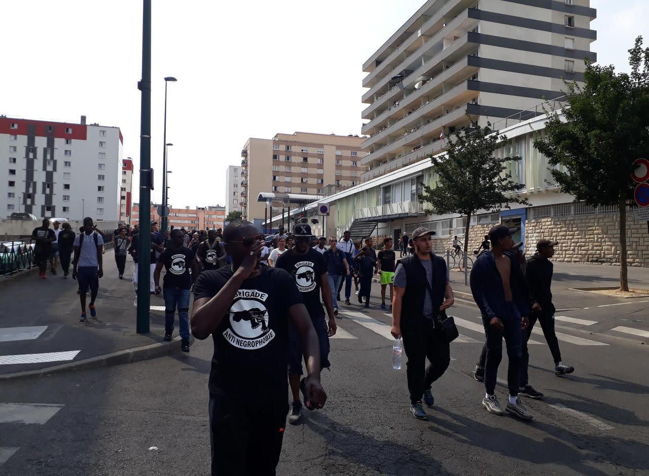 Plus de 200 personnes marchent pour aboubakar garges l s - Meteo garges les gonesse ...