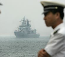 China Protests After U.S. Navy Sails Through Taiwan Strait Again