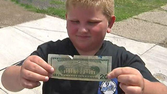 Community rallies to buy boy new hearing aids