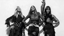 Wieder vereint: Claudia Schiffer, Naomi Campbell und Cindy Crawford modeln zusammen