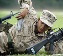 Woman expected to become Marines' first ever infantry officer