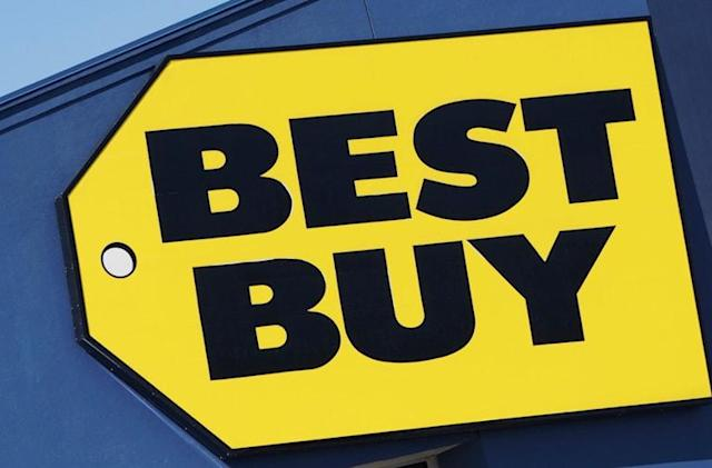 Best Buy hopes same-day delivery will fend off Amazon