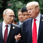 Trump, Putin stress ensuring 'stability of a unified Syria'