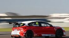 BTCC Silverstone: Jackson claims maiden triumph in red-flagged race