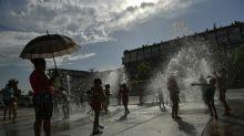 Three dead in European 'hell' heatwave as Britain braces for 31c weekend temperatures
