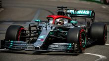 'I owe it all to Niki' says Hamilton of F1 success
