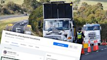 Coronavirus Victoria: Facebook group reveals police checkpoints