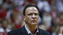 Recently fired Tom Crean attends Indiana women's basketball game