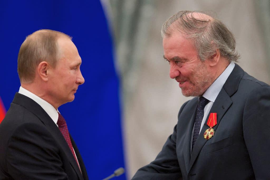 Valery Gergiev, ein Vertrauter von Vladimir Putin: Sollen die EU-Länder ihm die Einreise verbieten?