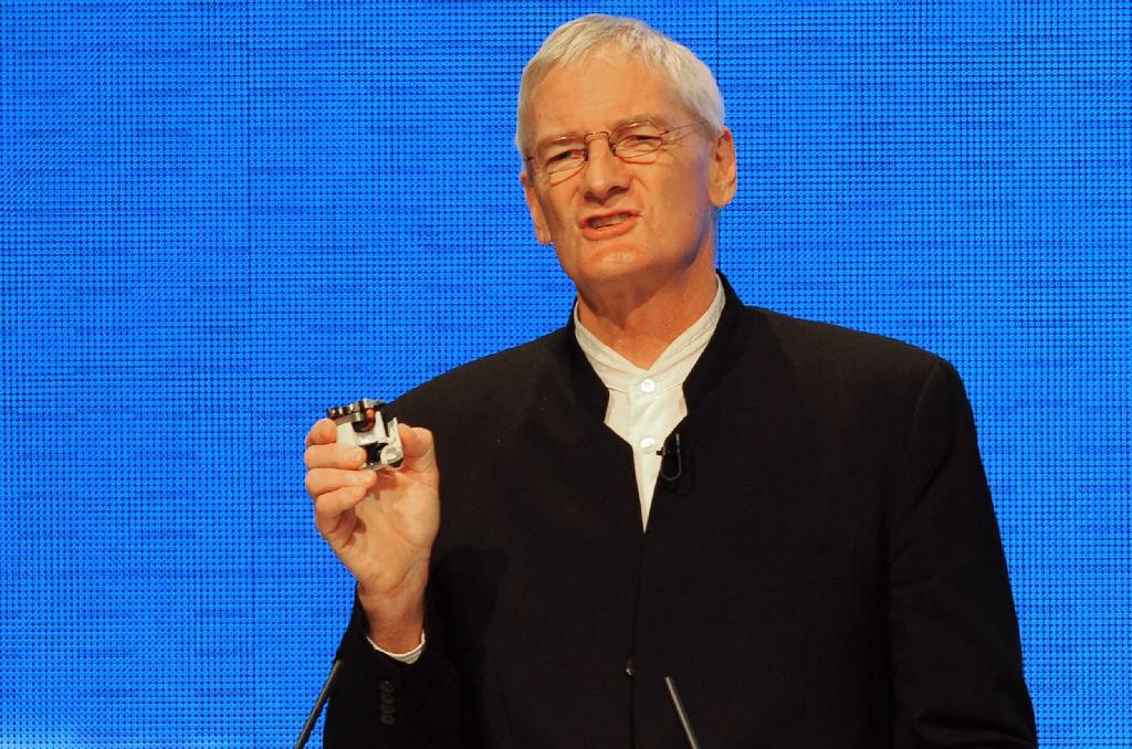 Dyson to make electric cars by 2020