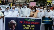 Protests erupt in India as octogenarian Catholic priest faces terror trial