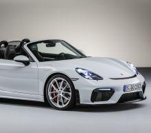 See Photos of the Porsche 718 Spyder