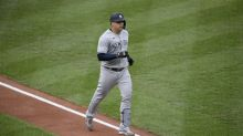 Slumping Yankees slugger Sanchez benched by Boone