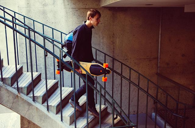 Boosted tells skaters its latest electric board isn't safe