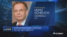 European market will remain tough, Wienerberger CEO says