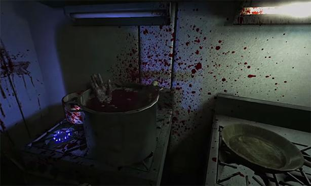 Soup's on: Outlast's Whistleblower DLC cooks up a bloody trailer