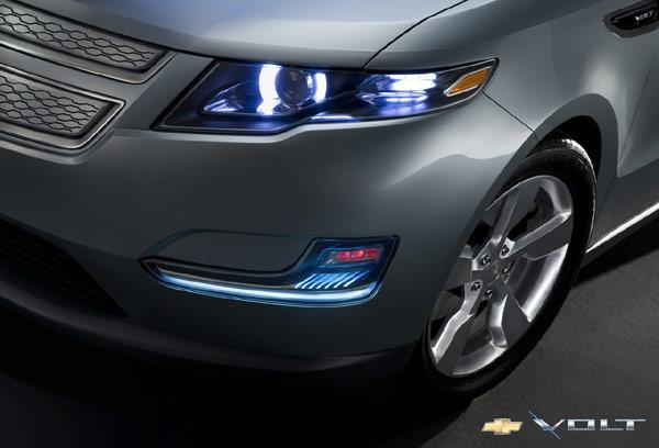 GM taunts us with teaser shots of production Volt