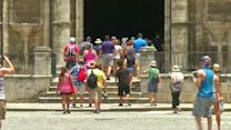 "Foreign tourists say ""Cuban ethos"" may fade with American influx"