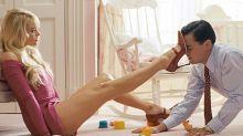 'El lobo de Wall Street': cuando Margot Robbie sufrió heridas en una escena de sexo