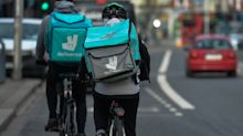 Deliveroo pledges £50m COVID recovery fund ahead of multi-billion pound IPO
