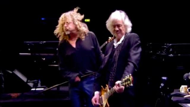 Web Exclusive: Led Zeppelin performs