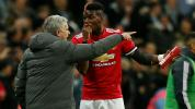 Jose's 'dressing room bust up' with Pogba revealed
