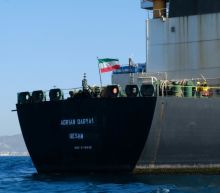 Iran tanker departs after Gibraltar rejects US demand