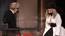 Woody Allen Makes Rare L.A. Appearance to Honor Diane Keaton at Star-Studded AFI Event