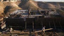 Israel Settlement Plans Draw International Condemnation