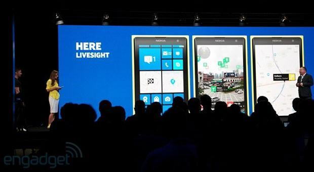 Nokia announces new location-based AR features for Here Maps
