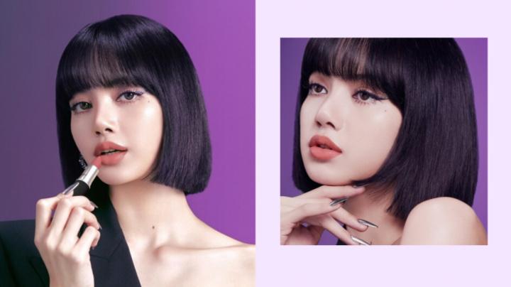 BLACKPINK的Lisa又有新代言!成為M.A.C首位來自韓國女性偶像的全球品牌代言人!Lisa美妝用物大公開!