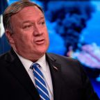 Iran oil tanker crisis: Mike Pompeo says 'responsibility falls to UK to take care of its ships'