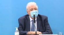 """Coronavirus en la Argentina. Ginés González García: """"Cuando el problema del coronavirus era de la Ciudad, se hizo una cuarentena para todo el país"""""""