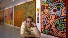 Keith Haring: The too-brief life and joyful work of the gay, bespectacled pop artist