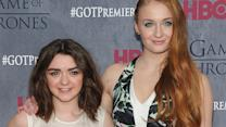 'Game Of Thrones' Cast Reveals Biggest Celebrity Fans