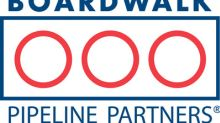 Boardwalk Announces Fourth Quarter 2017 Results And Quarterly Distribution Of $0.10 Per Unit