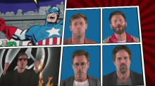 """Avengers cast recaps the Marvel Cinematic Universe to """"We Didn't Start the Fire"""" on Fallon: Watch"""