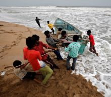 India's Gujarat state evacuates over 200,000 people as cyclone approaches