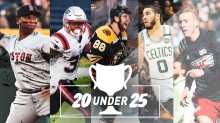 """Vote for the """"20 Under 25"""" athletes in New England"""