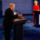 It Was All Zingers and Bickering in First Presidential Debate Between Hillary Clinton and Donald Trump