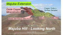 KOPR Point Announces Majuba Hill Exploration Update