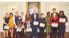 ¿Qué hacía Camila Cabello en el palacio de Kensington?