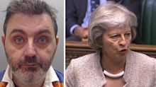 Scientist who sent Theresa May picture of her beheaded is jailed