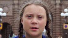 The Swedish teen inspiring climate strikes