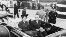 From Truman to Trump: All the US Presidents the Queen has met during her reign