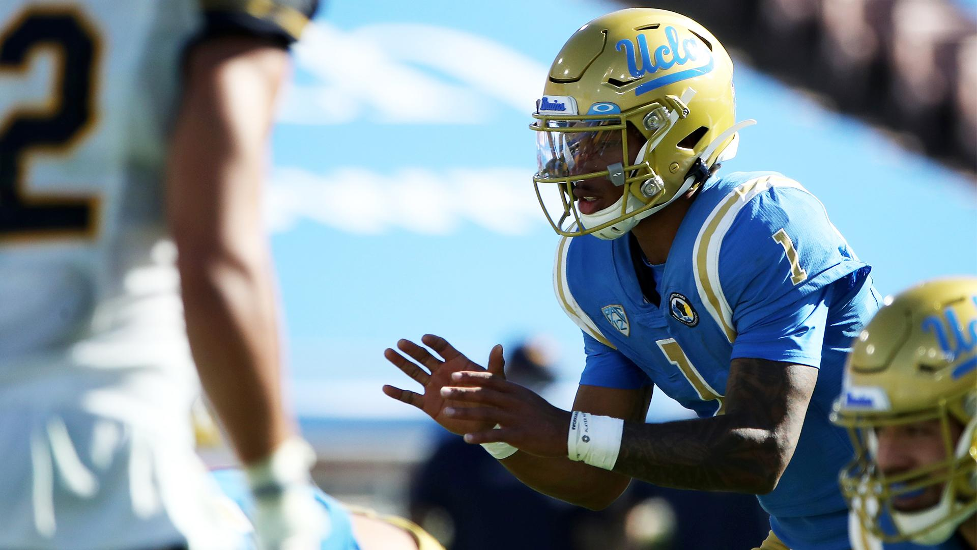 'Strong indication' UCLA QB Dorian Thompson-Robinson unavailable against Oregon