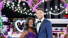 'Love Island' Winners Justine Ndiba and Caleb Corprew Split: 'This Has All Been Very Hard'
