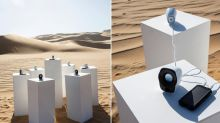 Este hit ochentoso sonará eternamente en el desierto gracias a la luz solar