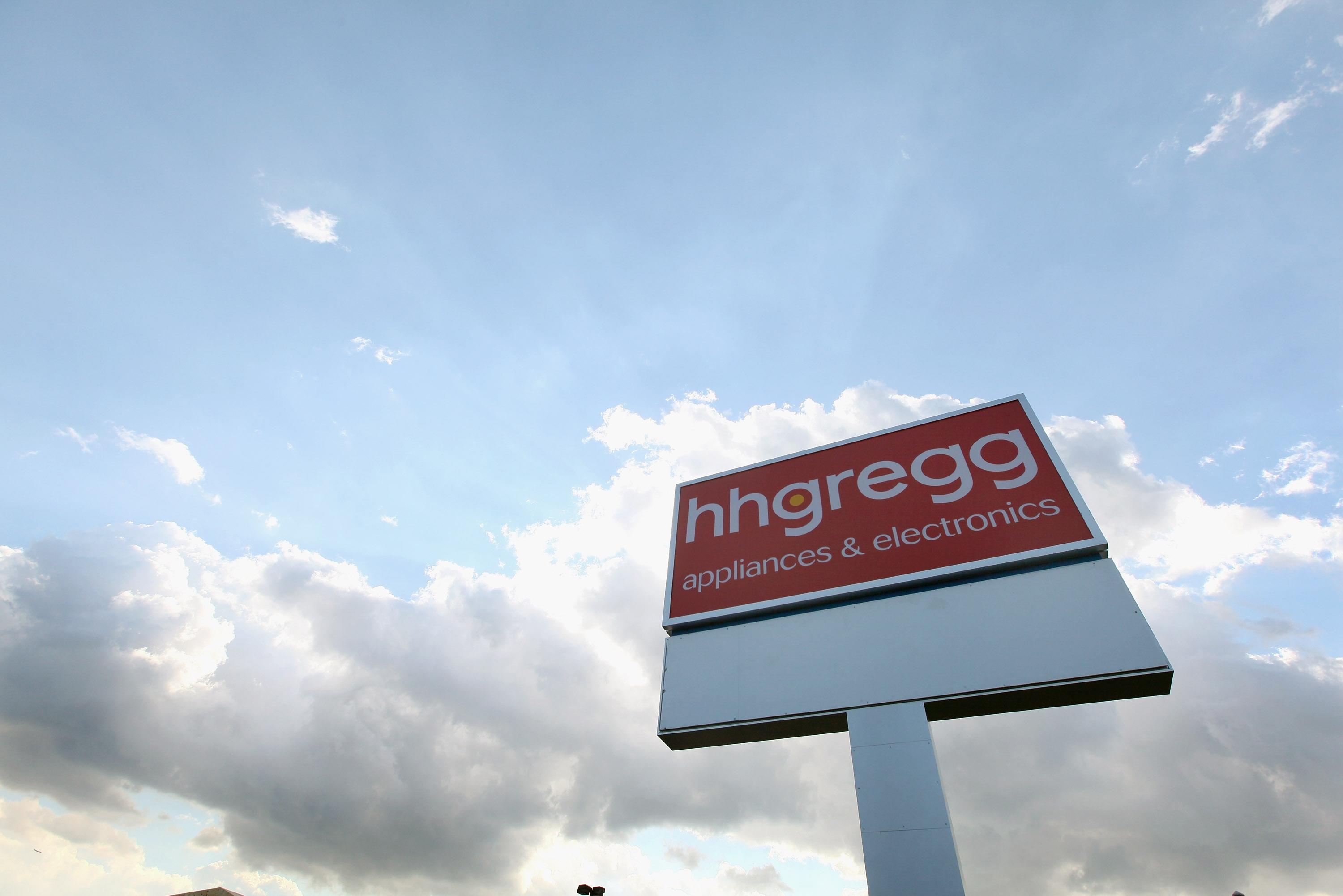 Hhgregg will close all 220 of its stores after failing to for Furniture xo out of business